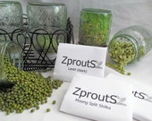 Sprout Kit - grown your own organic sprouts