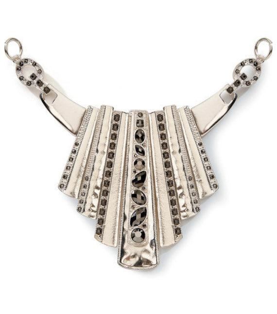 Marcasite Necklace Bottom