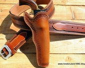 California pattern Holster and Belt