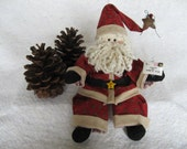 Santa Doll - Ho Ho