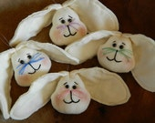 Easter Bunny Ornies - Original Design