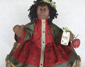 Black Doll - Rigby