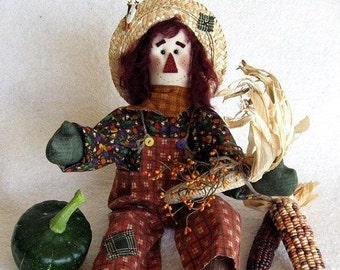 Scarecrow Doll - Scotty