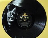 "Jay Z portrait on 12"" Vinyl"