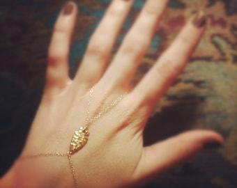 gold arrowhead handpiece