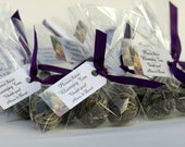 Blooming Green Tea Wedding Favors 80 pc.