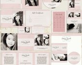 Elle Premade Photography Marketing Set Templates Set 1