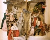 Altered Book   Grimm's Fairy Tales