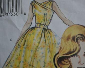 1950 swing dress, Custom made