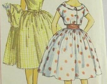 1950's summer dress and jacket CUSTOM MADE