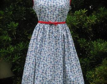 Very cherry Maternity (optional) dress, CUSTOM MADE
