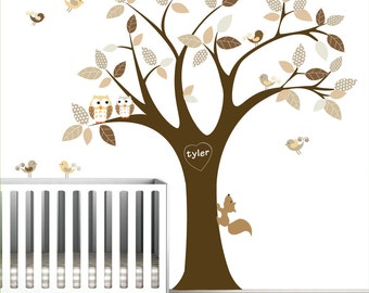 Nursery Wall Decal,Children Wall Decal,Baby Wall Decal,Nursery Wall Decal,WallDecals Nursery