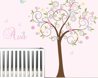 Wall Decal Stickers Vinyl Wall Art Nursery Decals-08