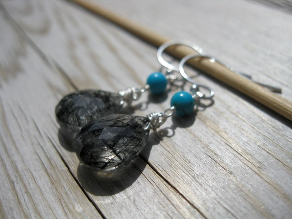 Ocean Floor Earrings