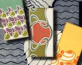 Feuille de Collage numérique de Motifs art déco (7) - Domino 1 x 2 pouces ou taille de bambou pour bijoux & artisanat - Buy 3 Get 1 supplémentaire gratuit