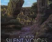 Silent Voices - meditative relaxing piano music CD Kieron
