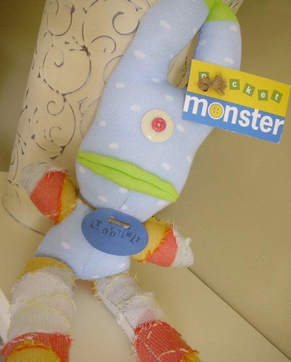 Pocket Monster - Toomy