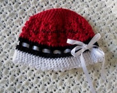 Little Miss Santa Clause Cloche Photo Prop - Christmas