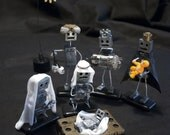 Robot Nativity - a glimpse at traditions post revolution
