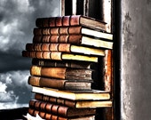 """The Ghost's Library Num. 63 - 5""""x7"""""""