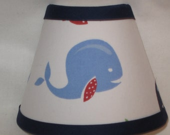 Jackson Whale Fabric Night Light M2M Pottery Barn Kids