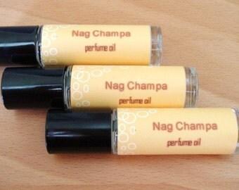 Nag Champa - Perfume Oil