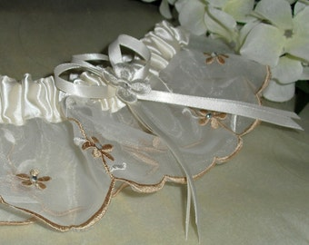 Clearance - Ivory Garter