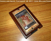 "Steampunk Case for the Apple iPod (R) Touch: The ""iCog Tactile"" (TM)"