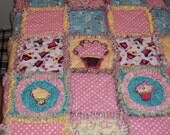 The Cupcake Rag Quilt