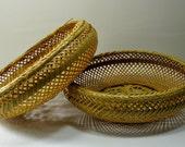Vintage Woven Baskets Japan