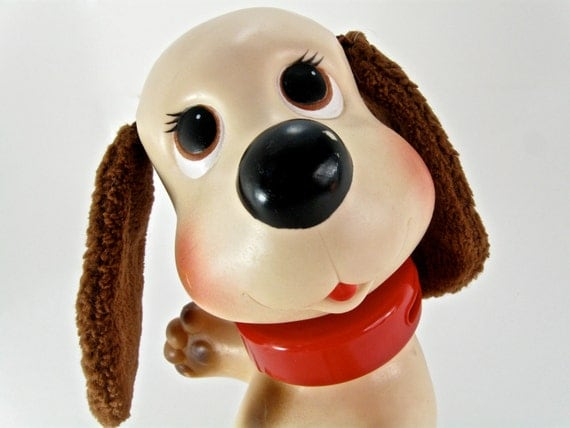 1980s Rub-a-Dub Doggie