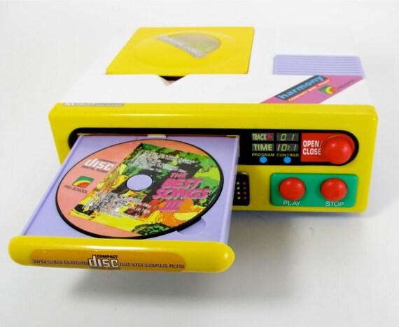 Harmony Kids CD Player