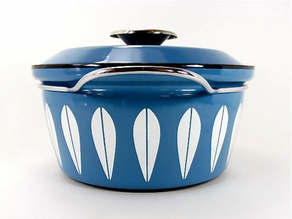 Near Mint Cathrineholm Blue Lotus Cookware