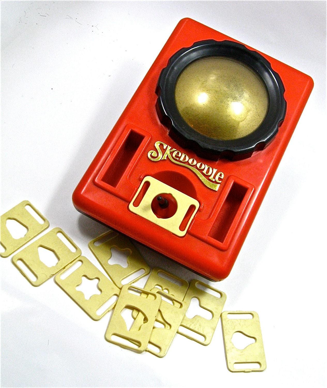 1970 S Toys : Retro toy s hasbro skedoodle
