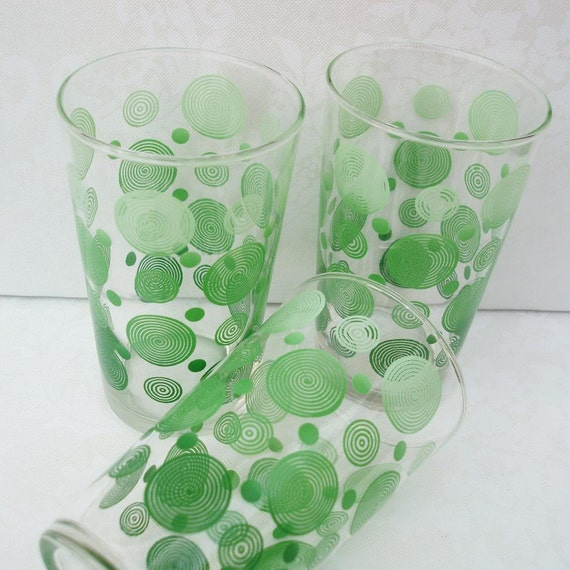Vintage Libbey Glassware Vintage Vintage Drinking Glasses