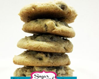 BEST EVER Chocolate Chip Cookies 12 Sweeter by the Dozen