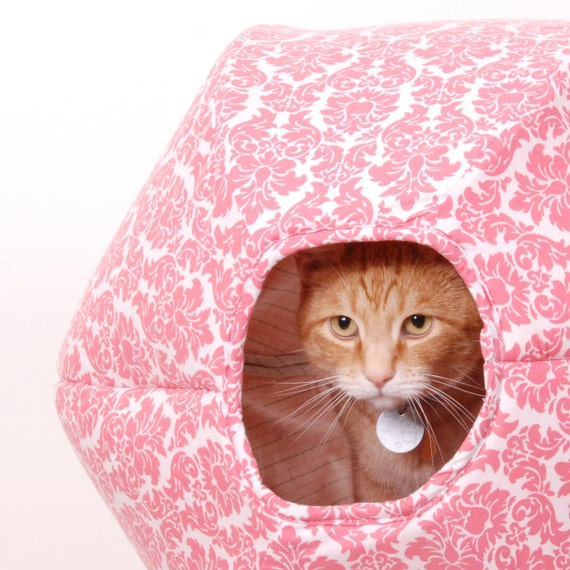 Cat Ball Modern Kitty Cave Bed Jumbo Size