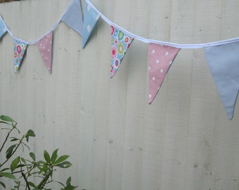 Fabric Cotton Bunting