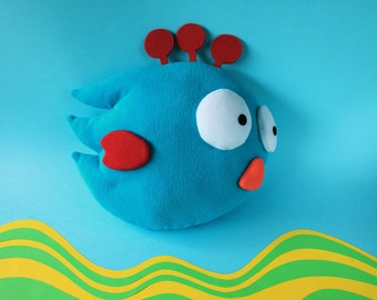 Tiny wings bird - made to order