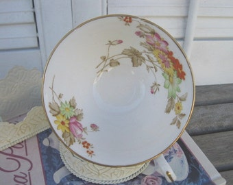 Vintage Copelands Grosvenor English Bone China Teacup - MINT