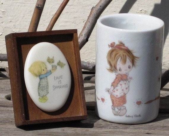 Betsey Clark Hallmark Instant Collection Of 2 By