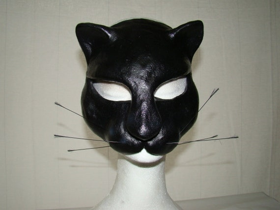 Latex Cat Mask 27