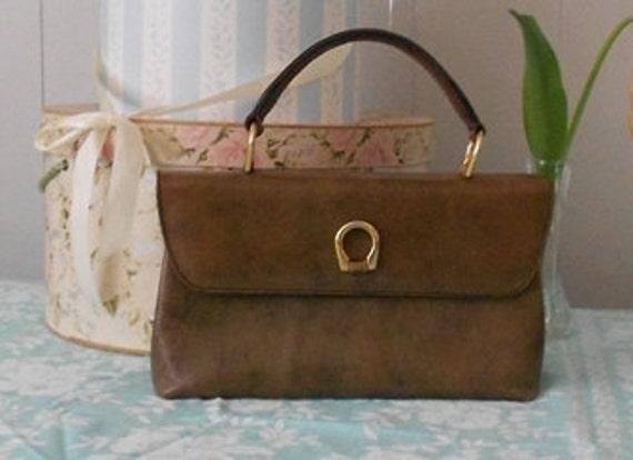 Vintage Mid Century Italian Handbag