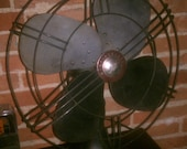 Large Industrial Three Speed Westinghouse Fan that Oscillates
