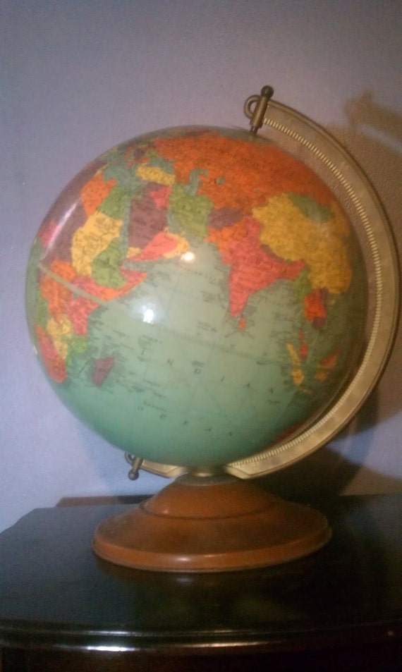 Replogle 12 inch Reference Globe with Metal Base
