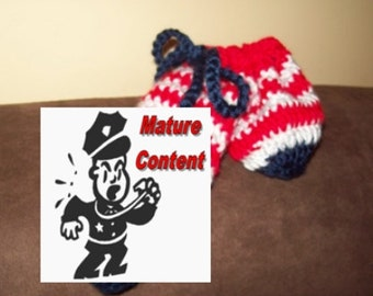 MATURE The American Willy Warmer