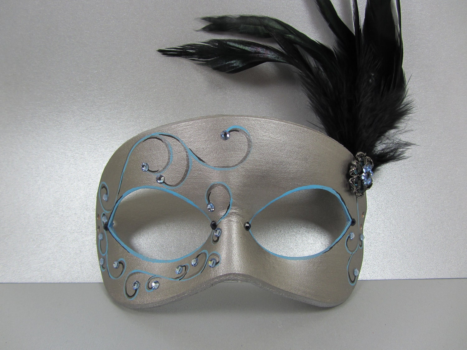 il_fullxfull.333021413 Homemade Masquerade Mask Designs on homemade paper plate mask, homemade top hat designs, homemade potato face mask, homemade owl masks for halloween,