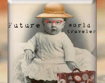 Vintage children digital collage sheet-Digital download-2 inch squares-Instant download-Printable collage-Scrapbooking- BUY 3 get 1 FREE