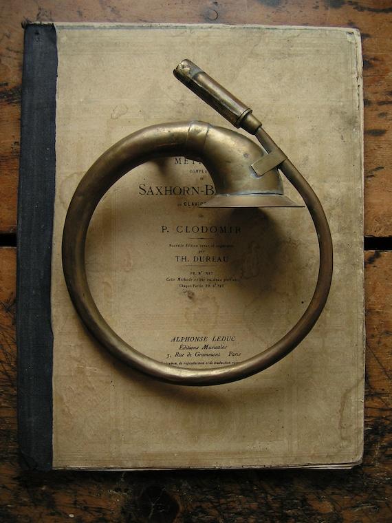 Vintage Brass Car Horn