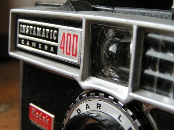 Vintage Kodak Instamatic 400 Camera